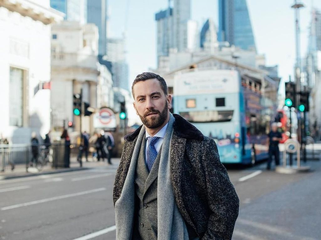 Liburannya Fashion Blogger Tampan, Matthew Zorpas