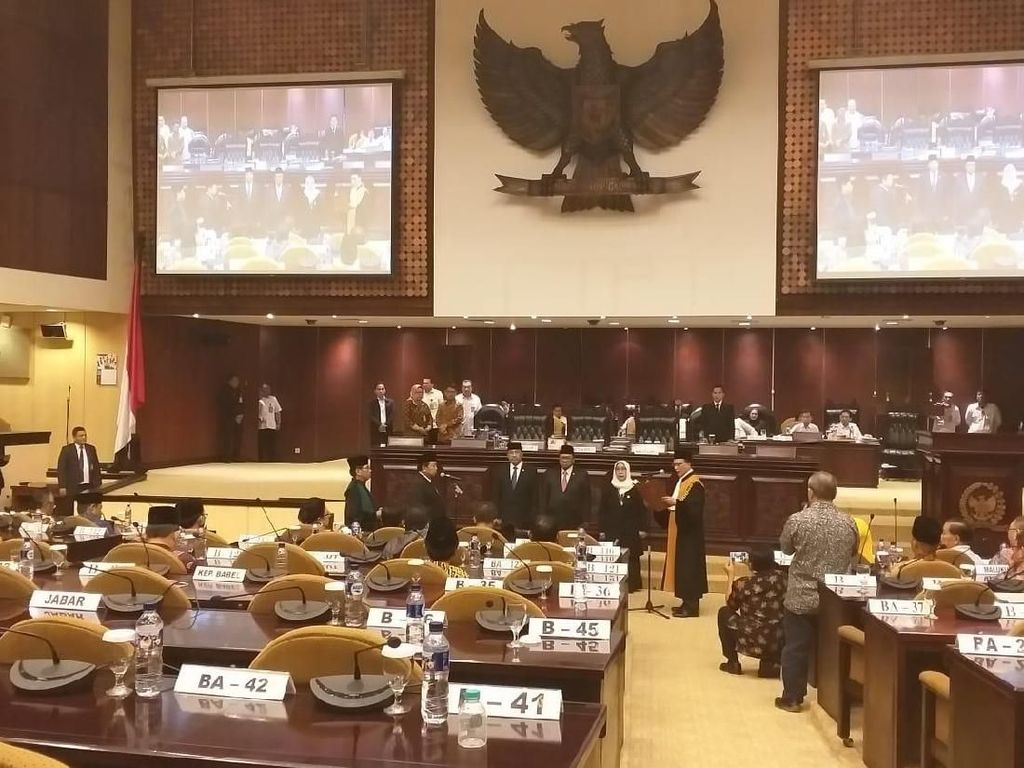 Sah! Ahmad Muqowam Resmi Jadi Wakil Ketua III DPD RI