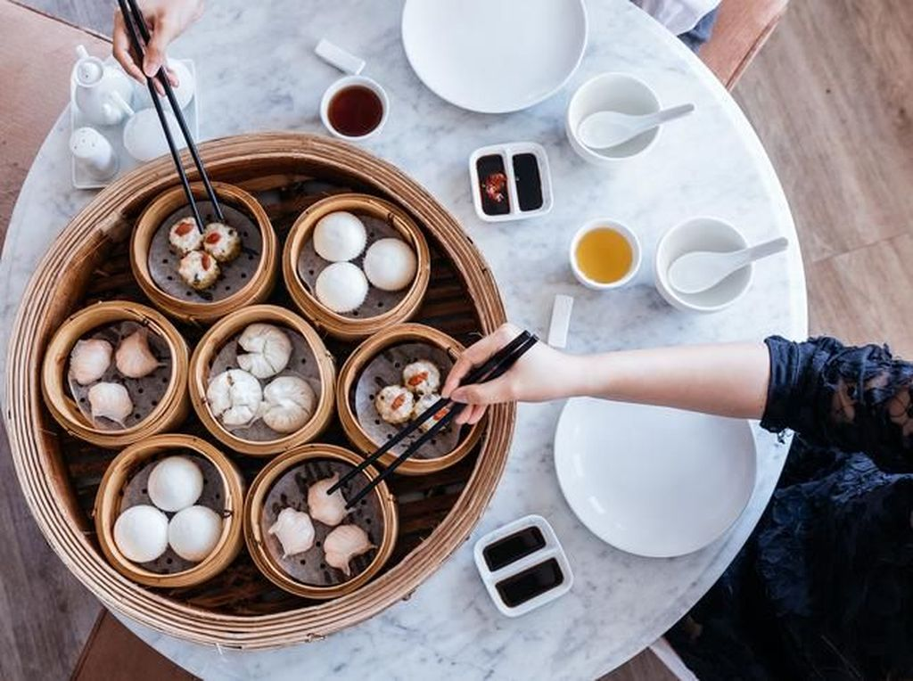 Ini Dia Tempat Makan Dim Sum Enak Sepuasnya di Jakarta