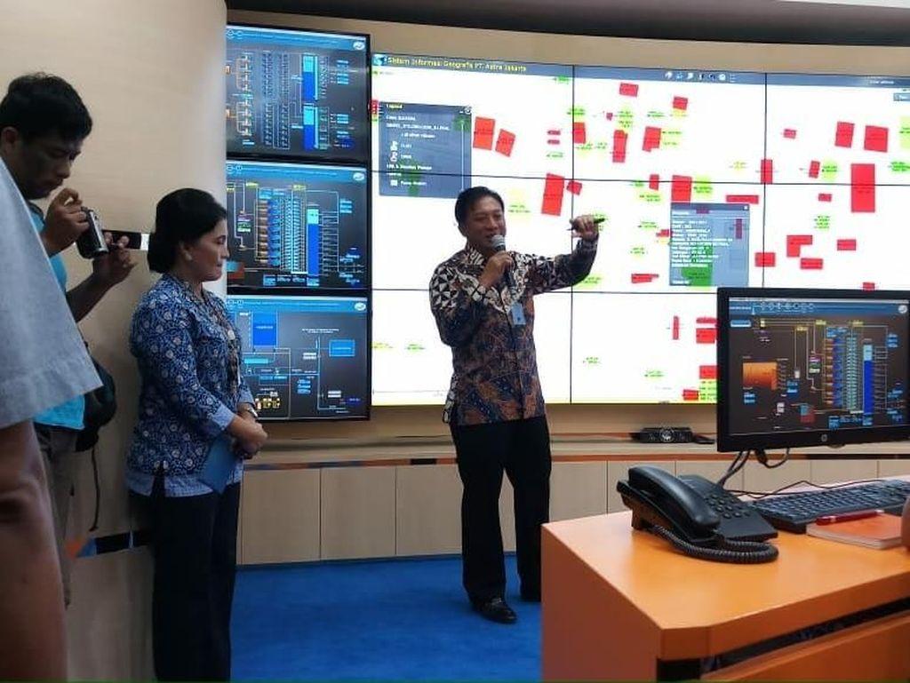 Perusahaan Ini Rogoh Rp 1,3 M Tingkatkan Pengawasan Air Minum Jakarta