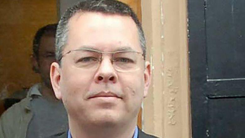 Pendeta AS yang Dituduh Dukung Gulen Keluar dari Penjara Turki