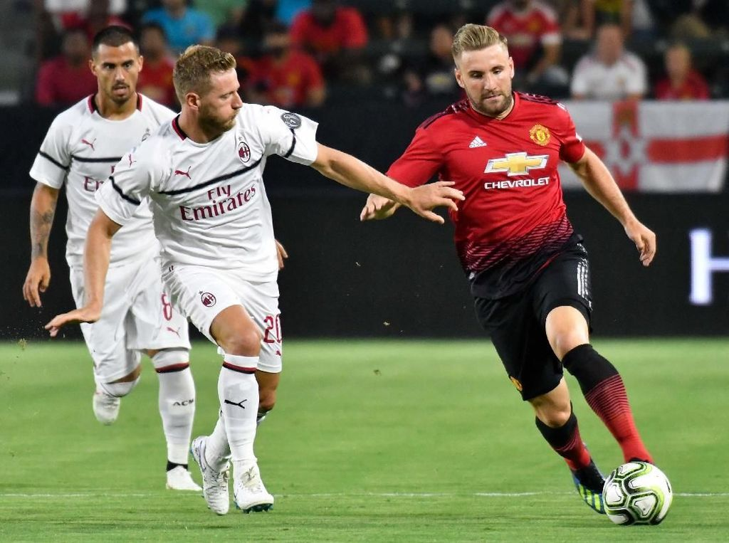 Hasil ICC 2018: 13 Eksekutor, MU Kalahkan Milan Via Adu Penalti