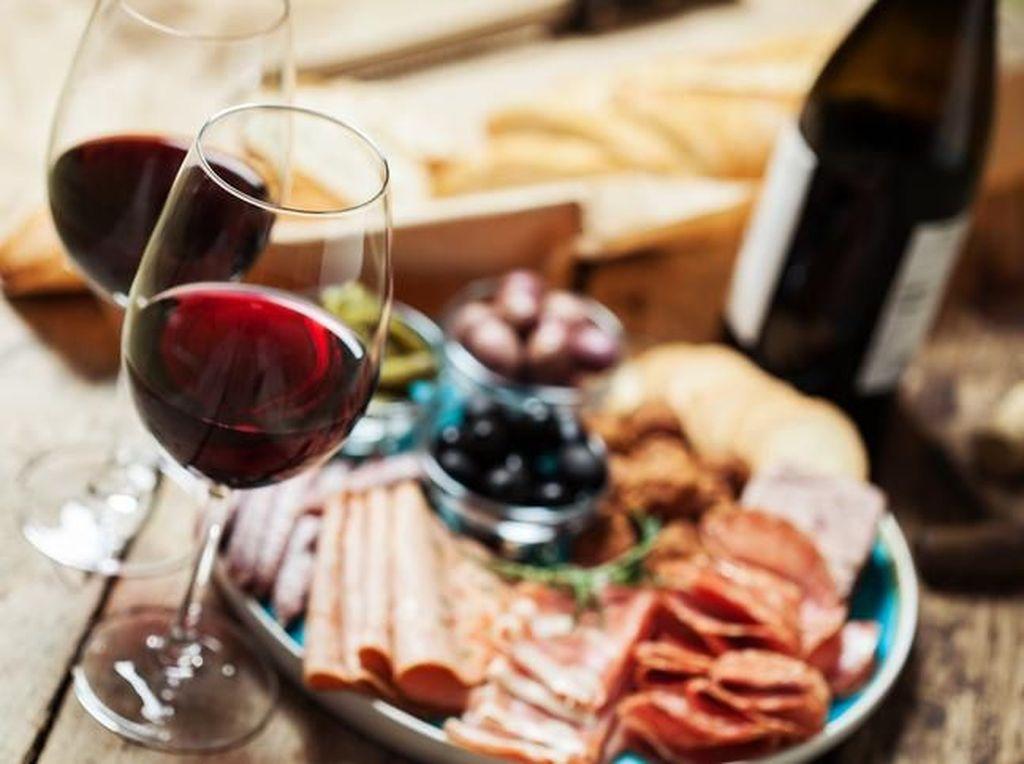 Hanya Satu Hari,  Cicipi Wine Klasik Prancis Dalam Wine Tasting Barton & Gustier