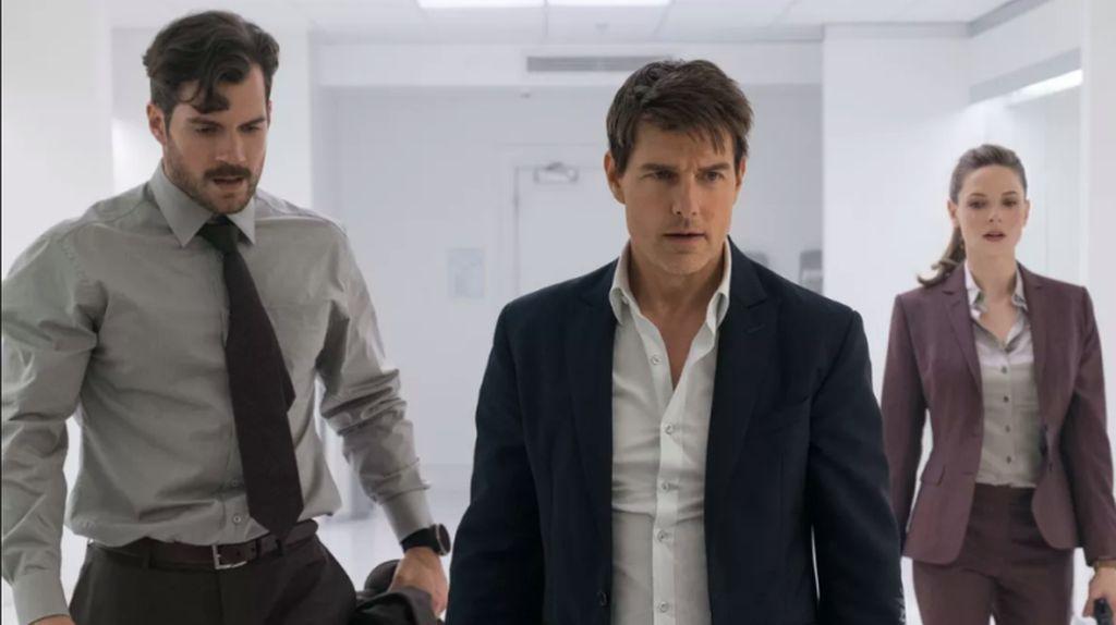 Foto: Bukti Tom Cruise Tak Menua, 22 Tahun Sejak Mission: Impossible I