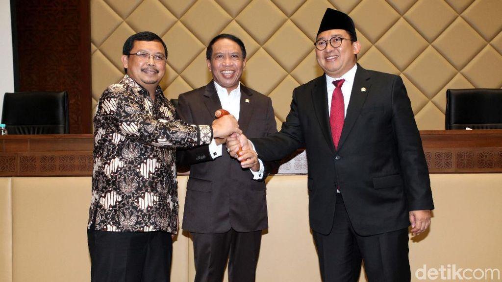 Herman Khaeron Jadi Wakil Ketua Komisi II