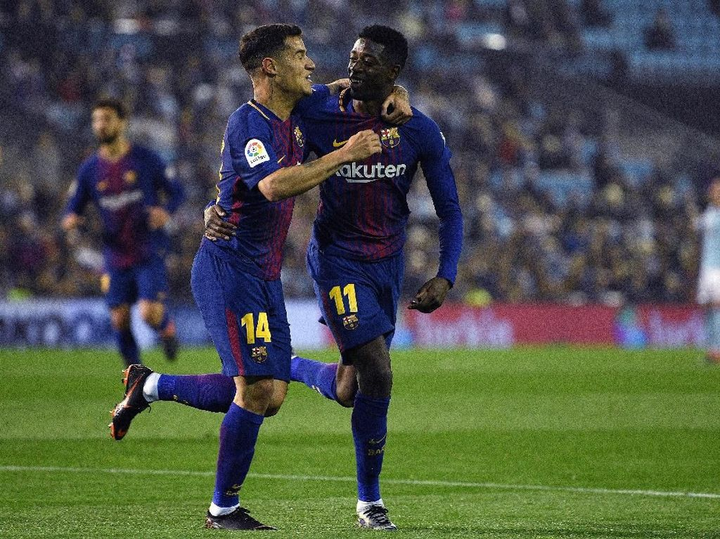 Coutinho Sama Efektifnya dengan Neymar