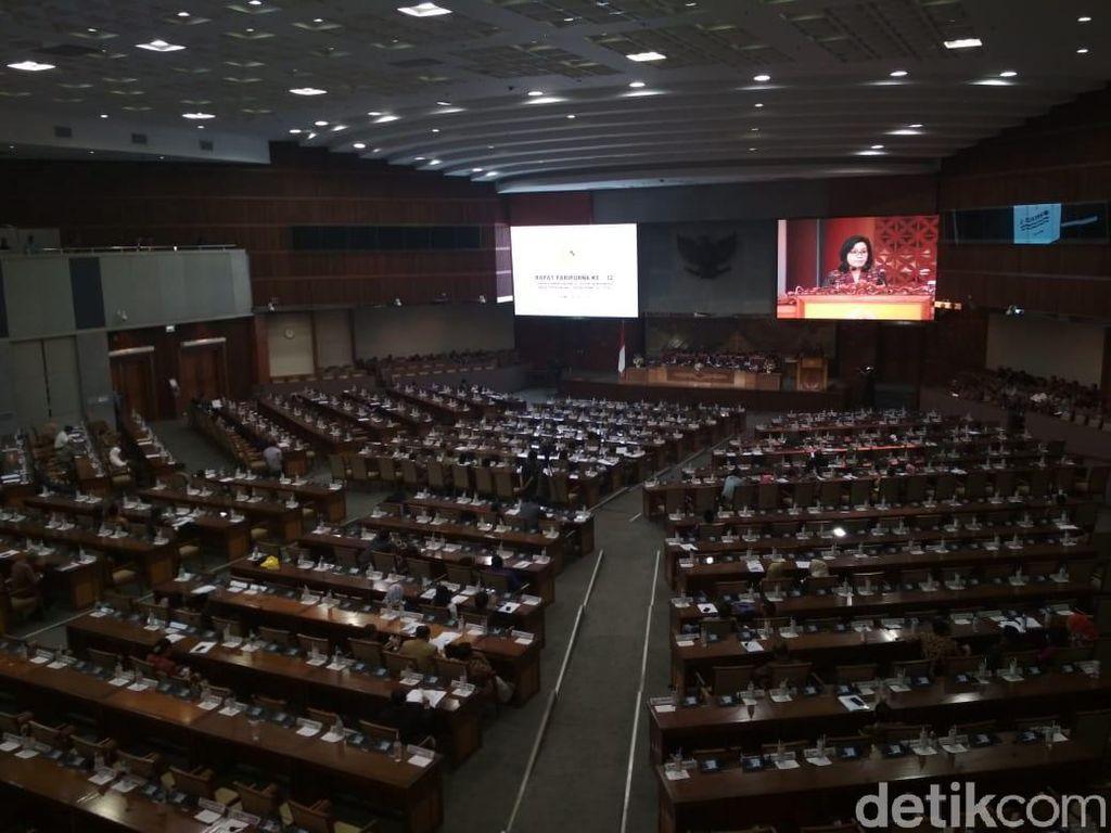 Revisi UU Ormas Masuk Prolegnas Prioritas 2019