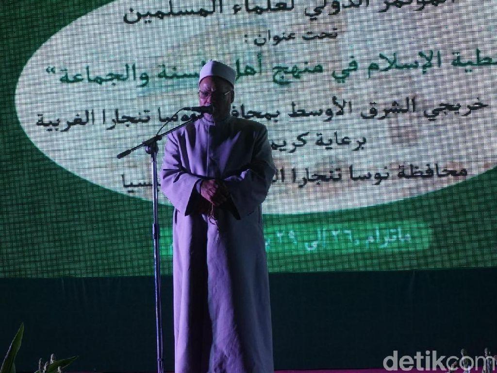 Ulama Al-Azhar: Lindungi Anakmu Supaya Tak Tercemar Ekstremisme