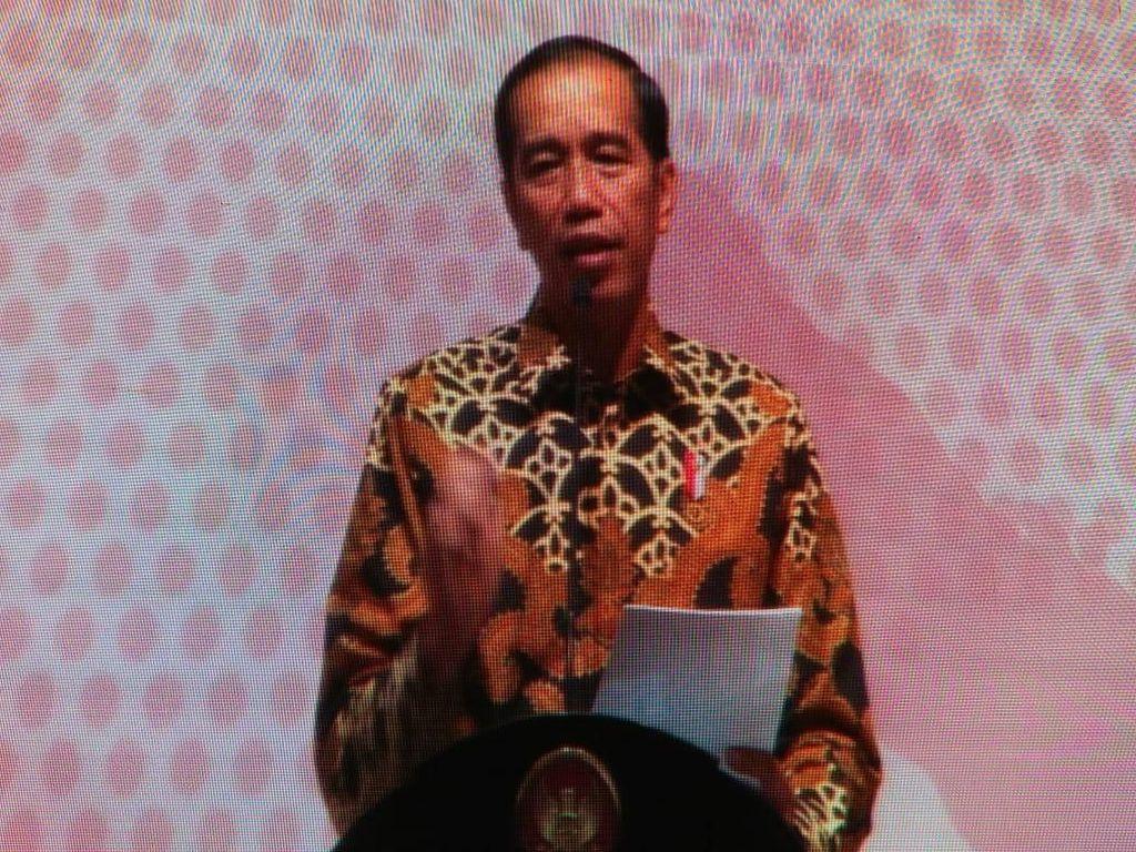 Jokowi Ingin Daerah Penghasil Beras Punya Pasar Induk