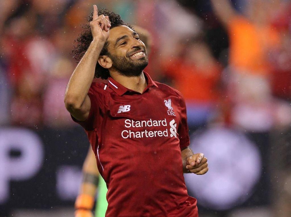 Selamat Datang Kembali (Gol) Mohamed Salah