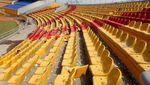 Before-After Stadion Jakabaring Setelah Dirapikan