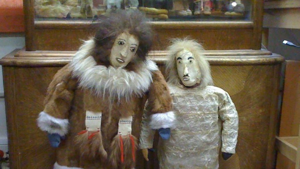 Foto: Museum Boneka di Alaska, Lucu Atau Seram?