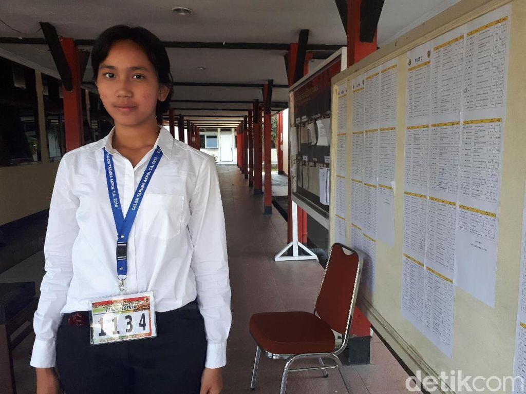Salut! Anak TNI Lapor Panitia Akpol Saat Terima Kelebihan Poin