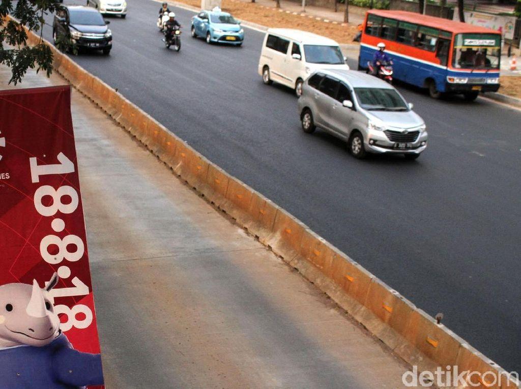 Mulai Besok Metromini-Kopaja Dilarang Lewat Sudirman-Thamrin