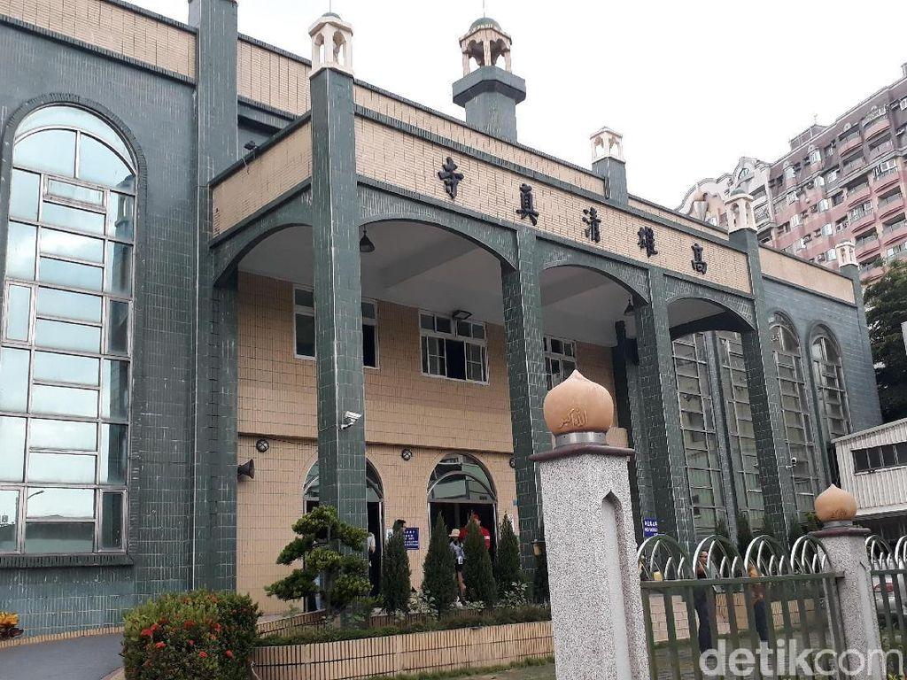 Foto: Masjid Megah di Tanah Taiwan