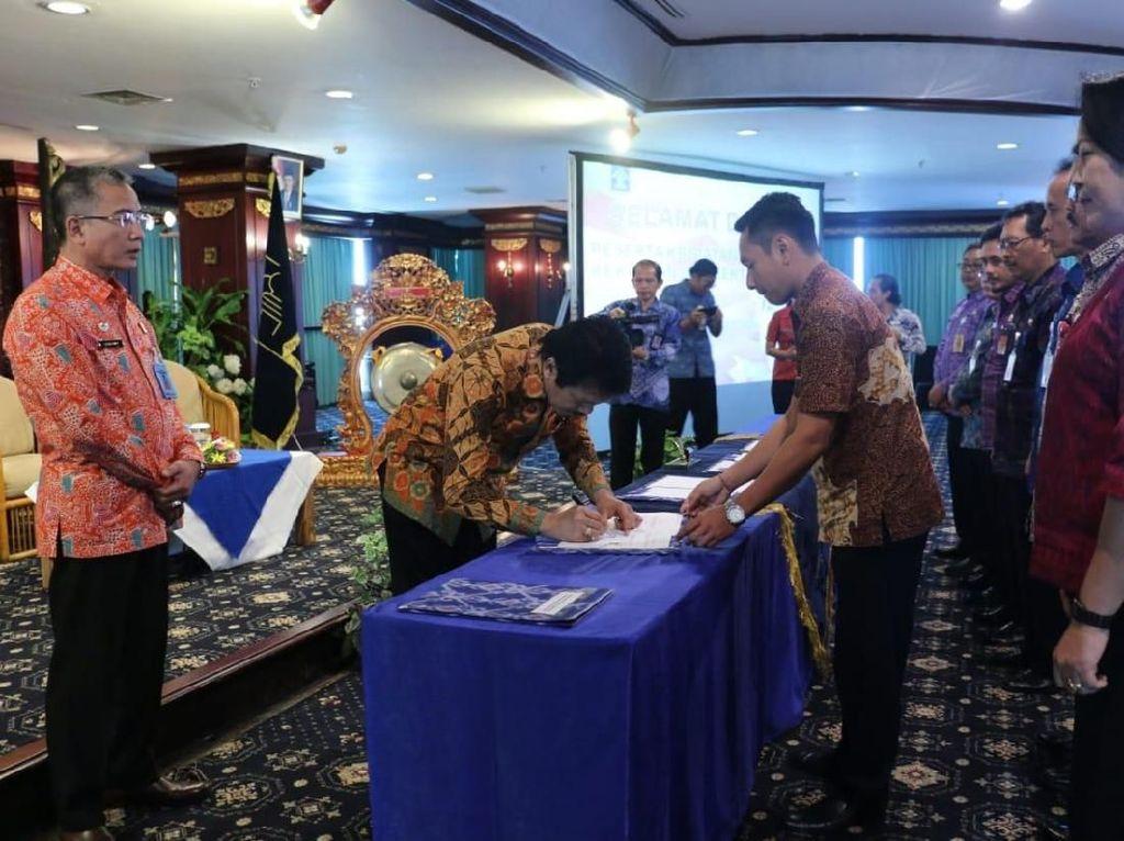 DJKI Tingkatkan Kesadaran Pelindungan Kekayaan Intelektual di Bali