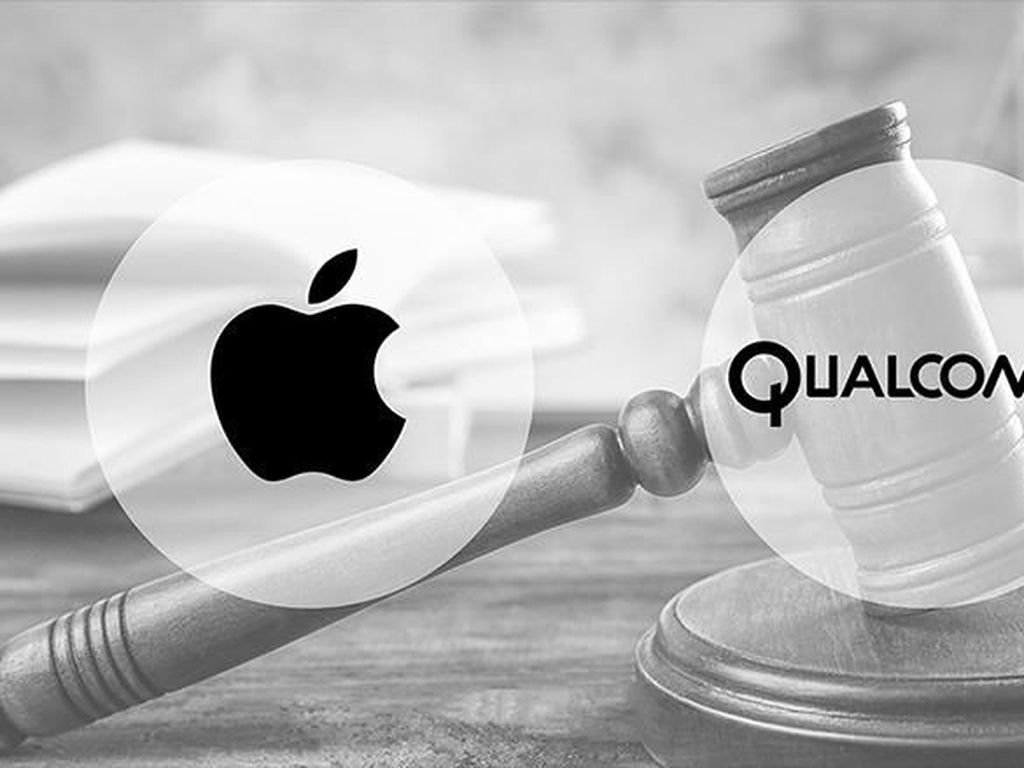 Berapa Nilai Permintaan Maaf Apple ke Qualcomm?