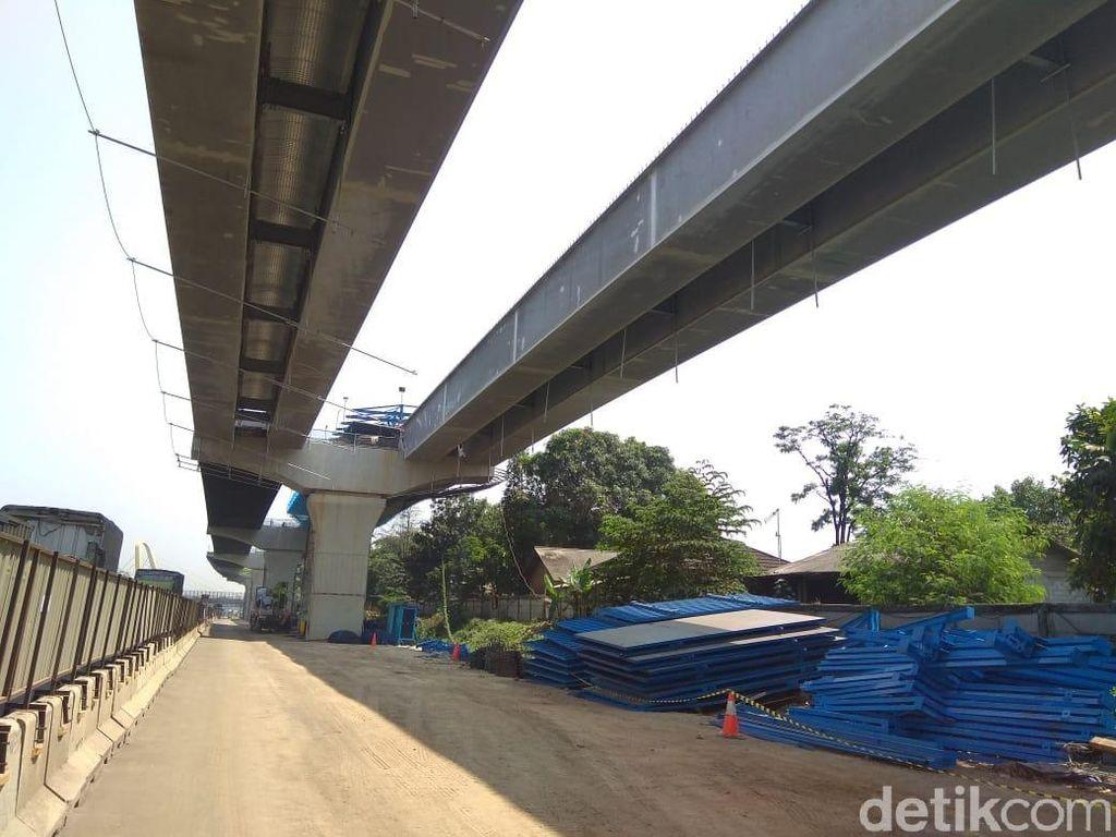Konstruksi Tol Jakarta-Cikampek Layang Dikebut, Maret 2019 Kelar