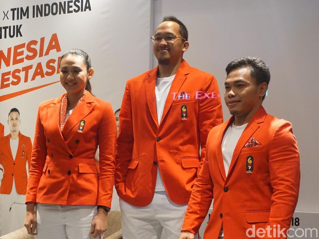 Modis & Sarat Filosofi, Ini Kostum Defile Tim Indonesia di Asian Games