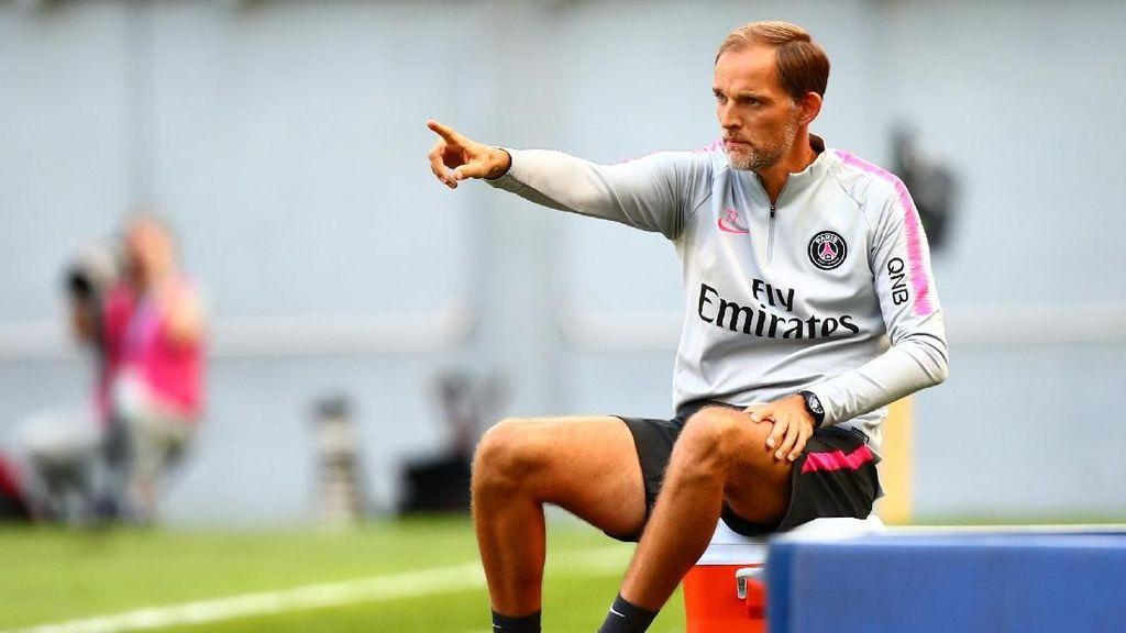Tuchel: PSG Sangat Butuh Gelandang Tambahan
