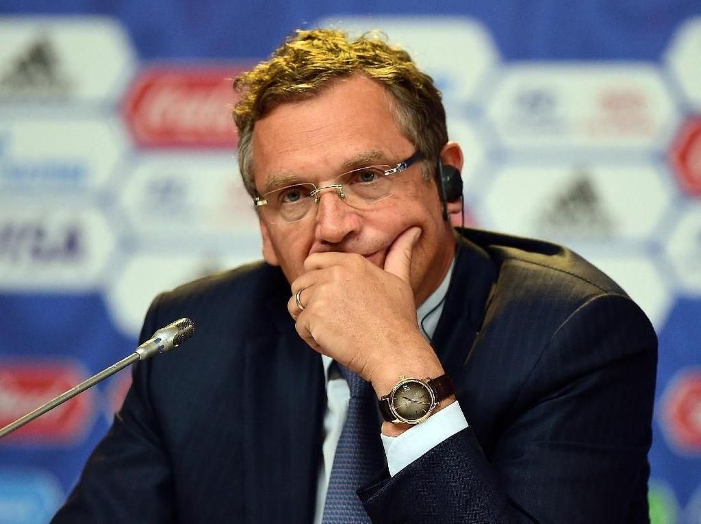 CAS Tolak Banding Mantan Sekjen FIFA