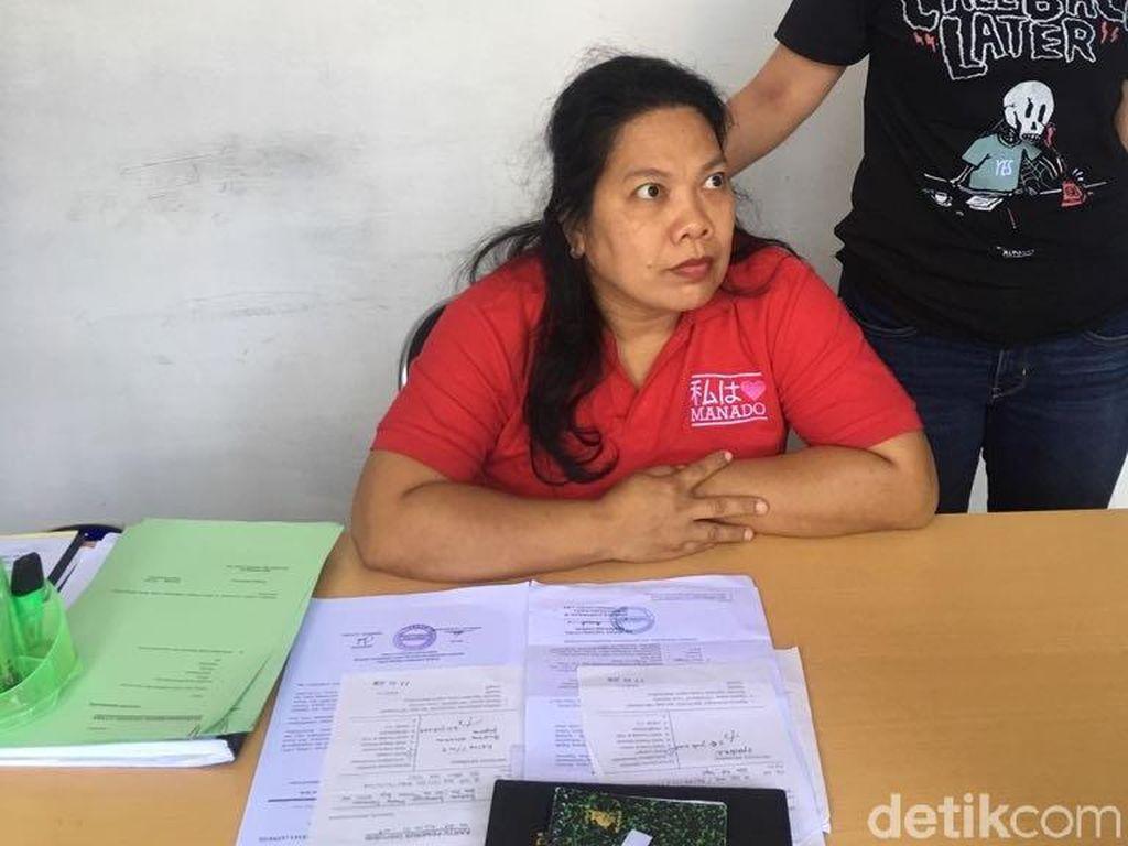 Koruptor Vaksin Jemaah Umrah Ditangkap Saat Beli Ulos di Sumut