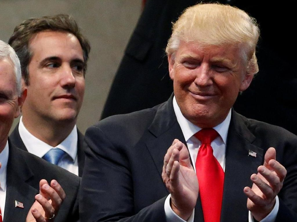 Trump Disebut Tahu Soal Pertemuan dengan Rusia di Trump Tower