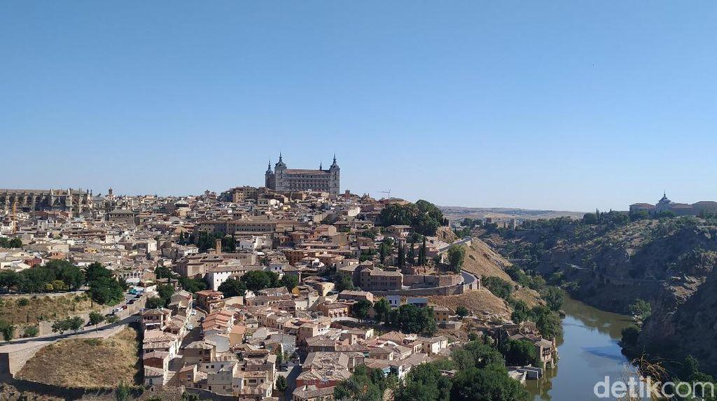 Foto: Toledo, Kota Warisan Dunia UNESCO di Spanyol