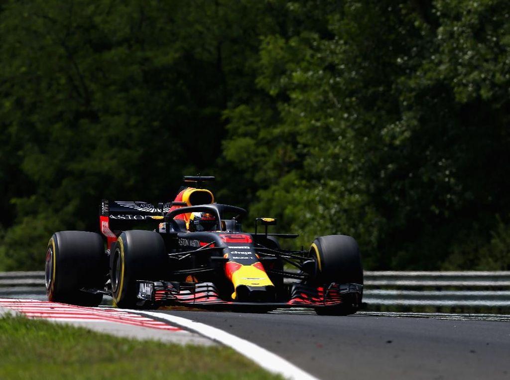 Ricciardo Kuasai Sesi Latihan Bebas Pertama di Hongaria