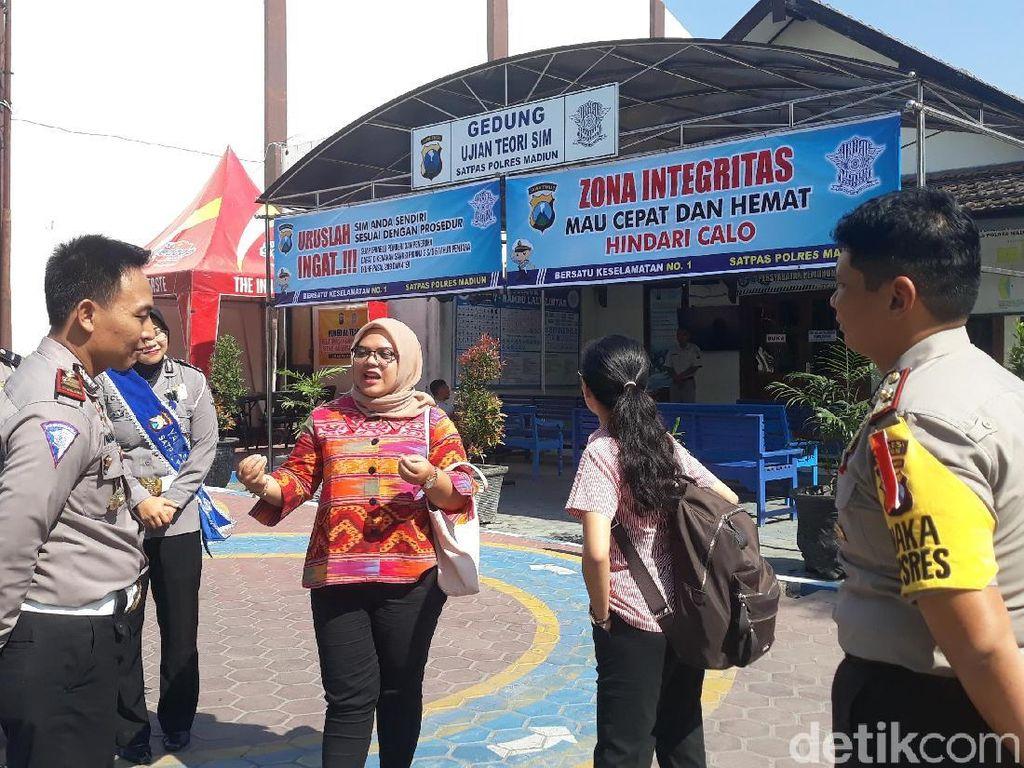 Pelayanan Polres Madiun Disidak, Kemenpan RB: So Far So Good