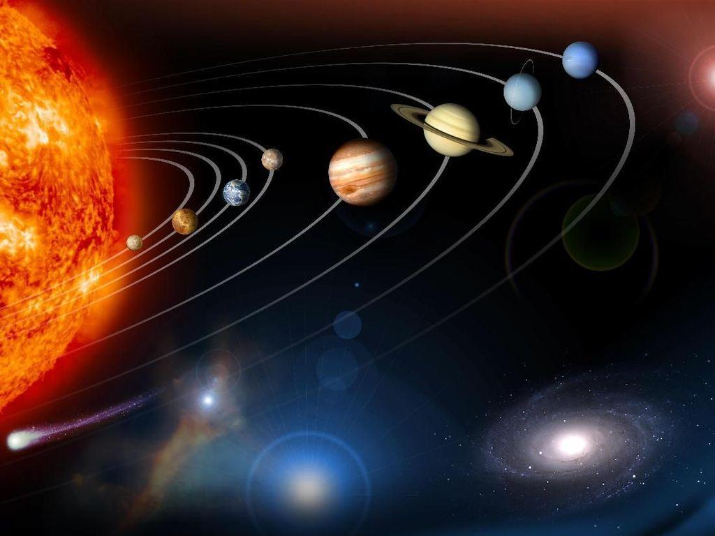 Astronom Temukan Jalan Tol Super di Luar Angkasa