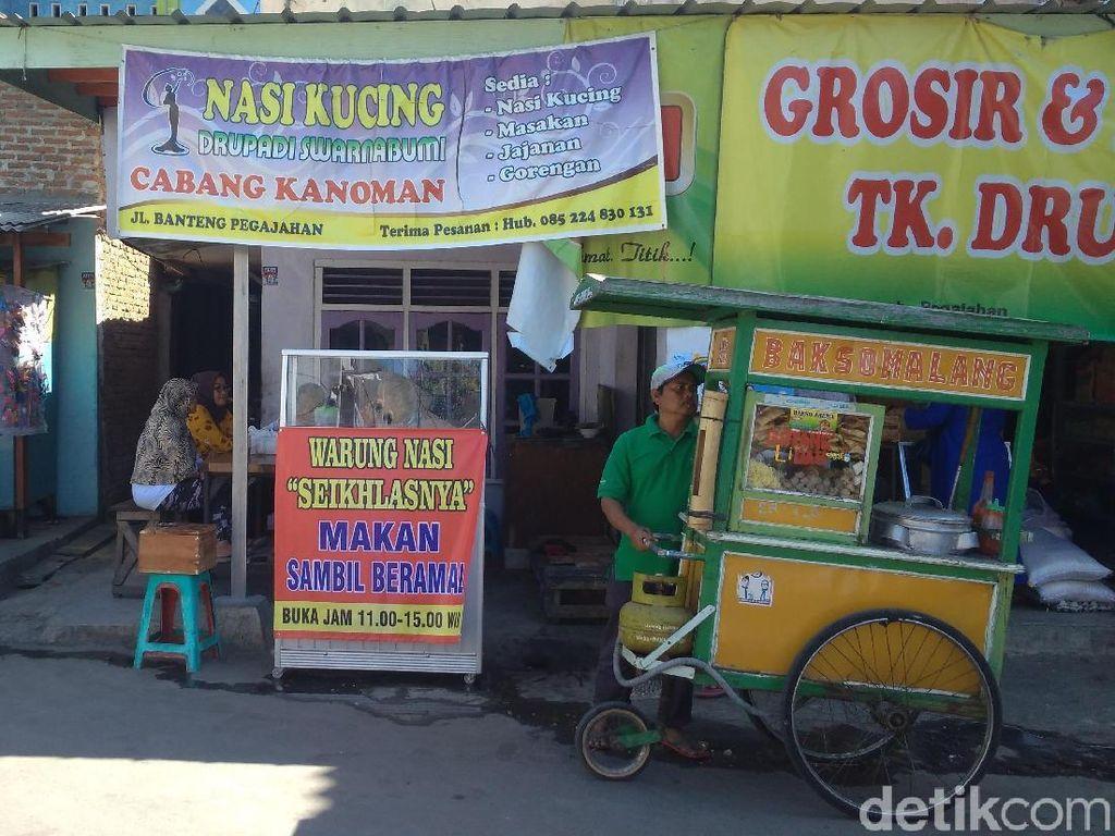 Inilah Warung Nasi Seikhlasnya di Cirebon