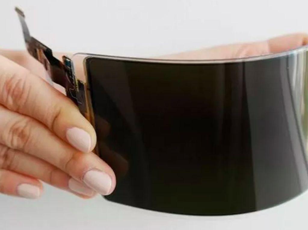 Samsung Sukses Wujudkan Layar Lipat Anti Rusak