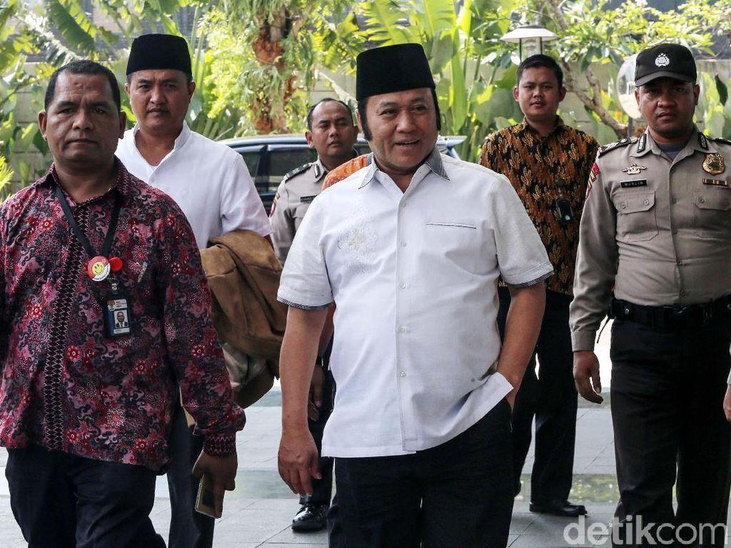 Fakta-fakta OTT Bupati Lampung Selatan