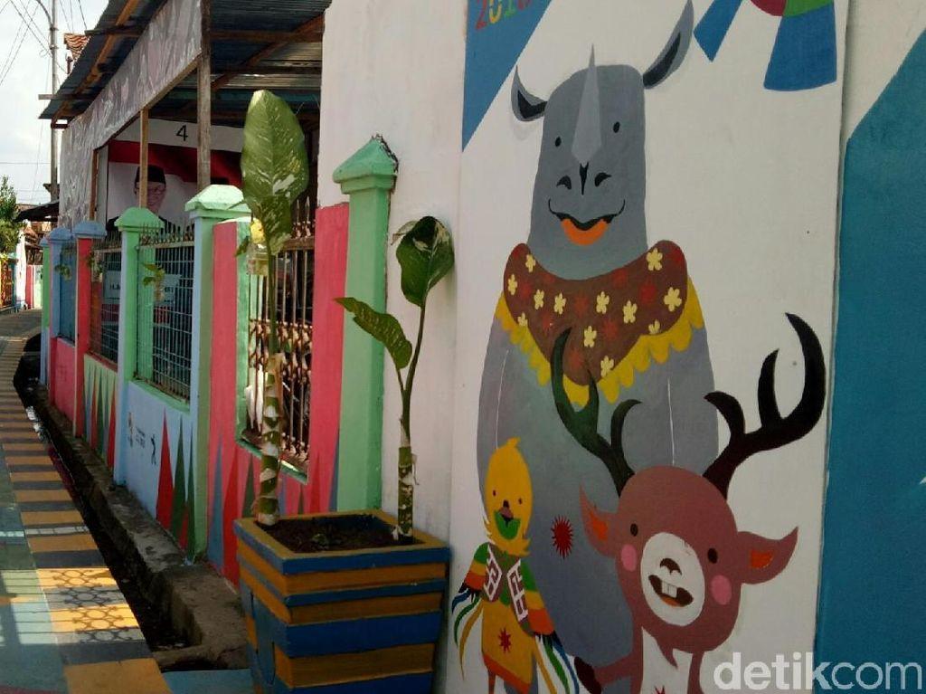 Bernuansa Asian Games, Kampung Cempaka Diganjar 3 Ekor Sapi