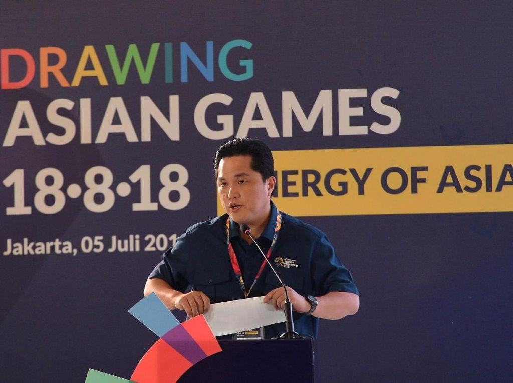 Erick Thohir Dari Pengusaha, Olahraga, Kini Sentuh Politik