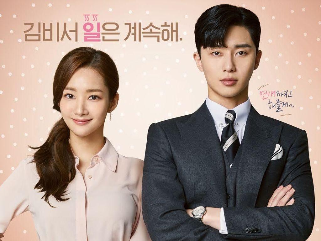 Park Seo Joon dan Park Min Young Sudah 3 Tahun Pacaran?