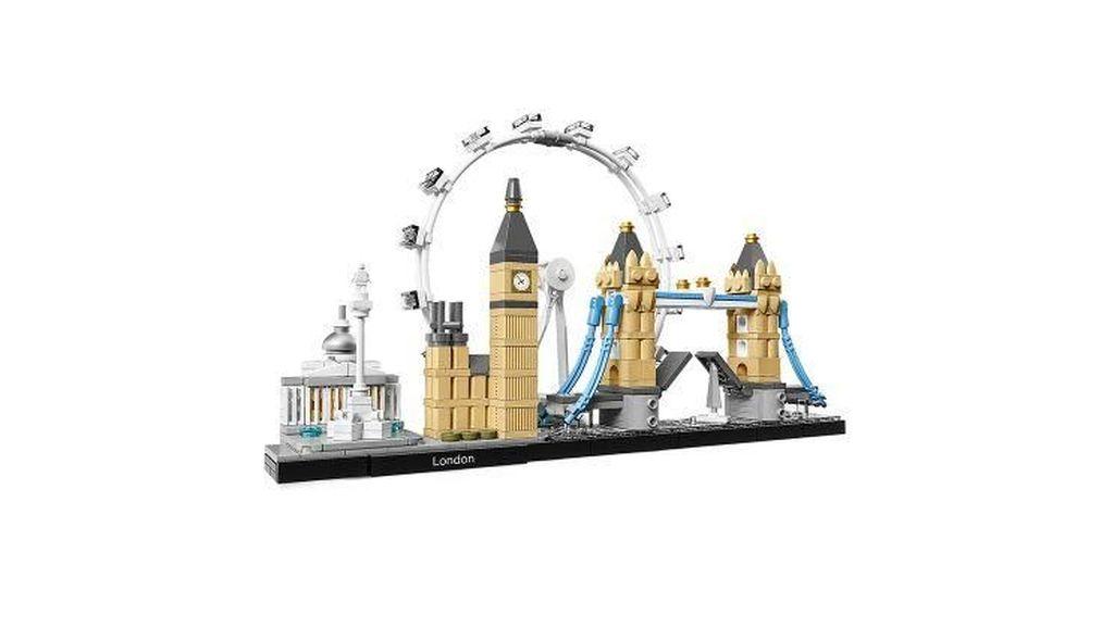 Berkeliling Dunia di Kota Lego