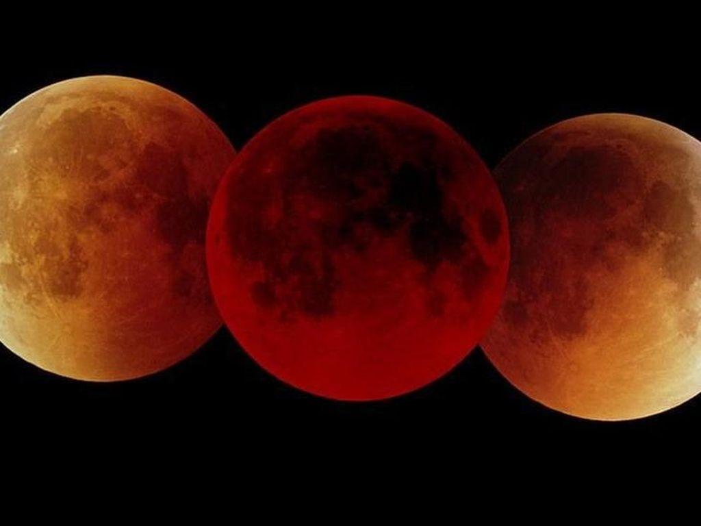 Waspada! Ini Dampak Gerhana Bulan Total