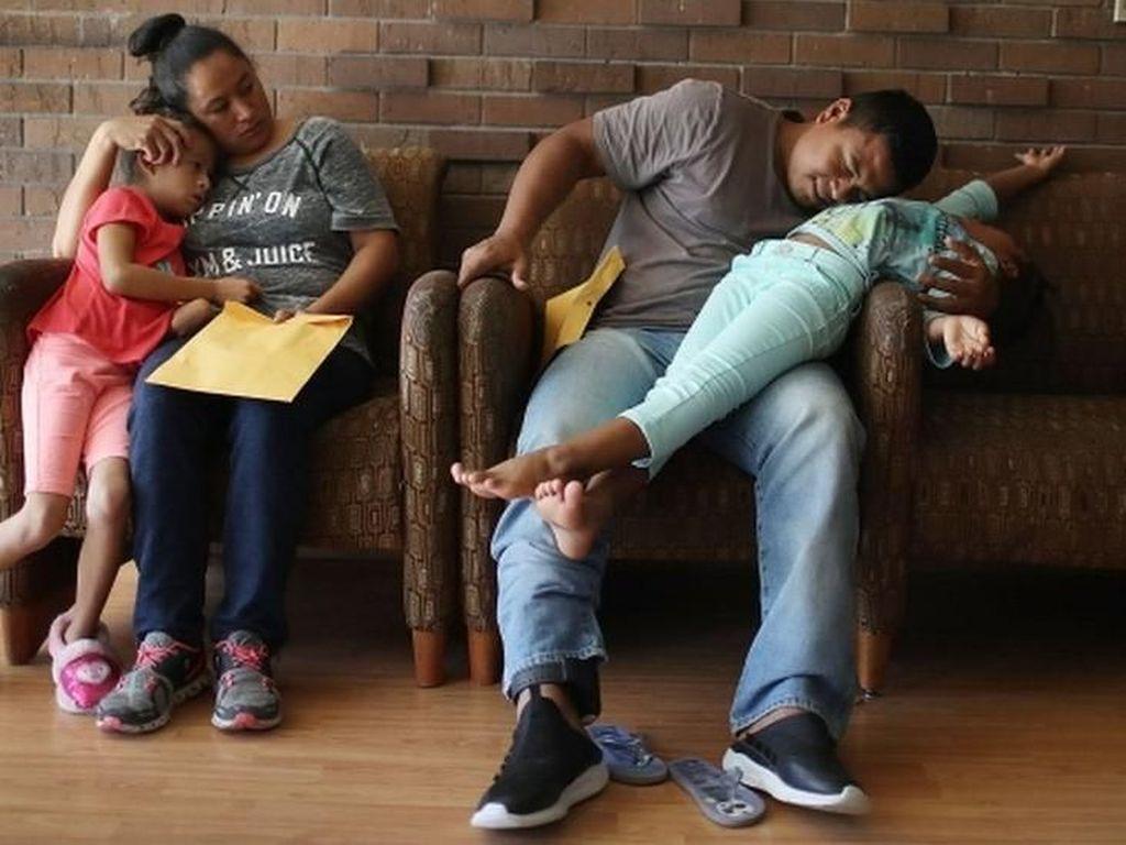 AS Klaim Telah Pertemukan 2 Ribu Anak Migran dengan Keluarga