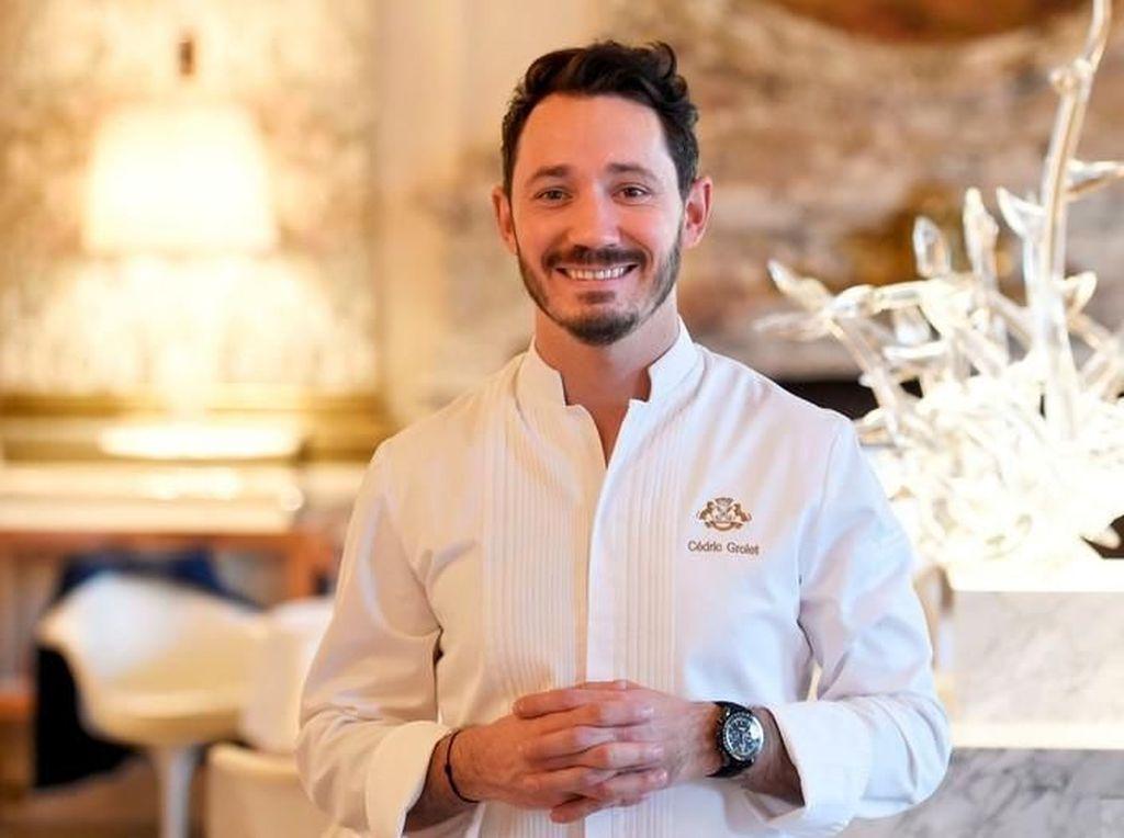 Ini Dia Cedric Grolet, Pastry Chef Terbaik di Dunia yang Bikin Gagal Fokus