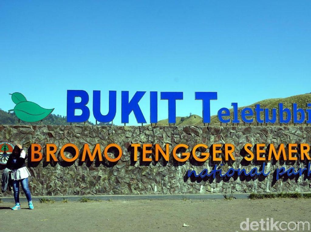 Liburan ke Bromo, Hanung Bramantyo Pertanyakan Konsep Bukit Teletubbies
