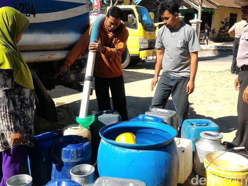 Ini Langkah Pemerintah Atasi Kritis Air Bersih di Pulau Jawa