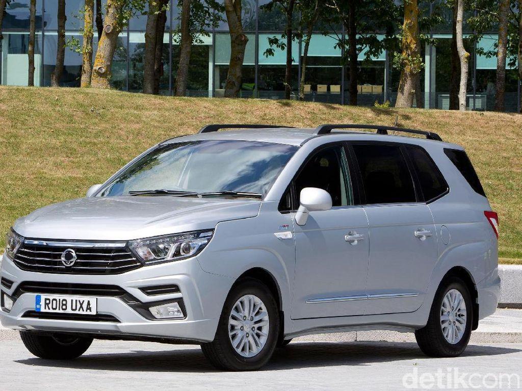Merek Mobil SsangYong Dilaporkan Bangkrut