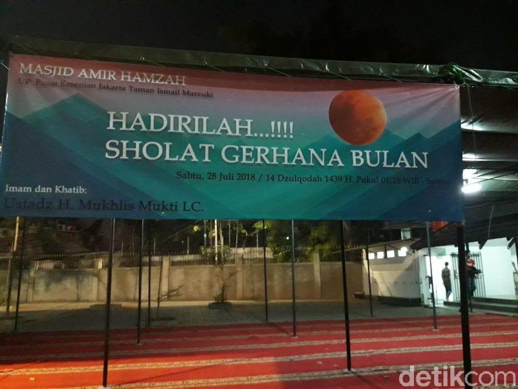 Ada Teropong Gerhana Gratis dan Salat Gerhana di TIM Jakarta