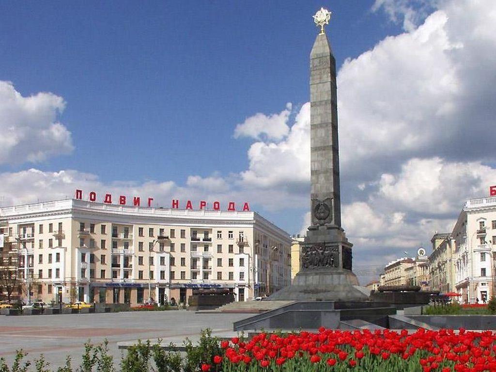 Asyik! Bebas Visa ke Belarusia Selama 30 Hari