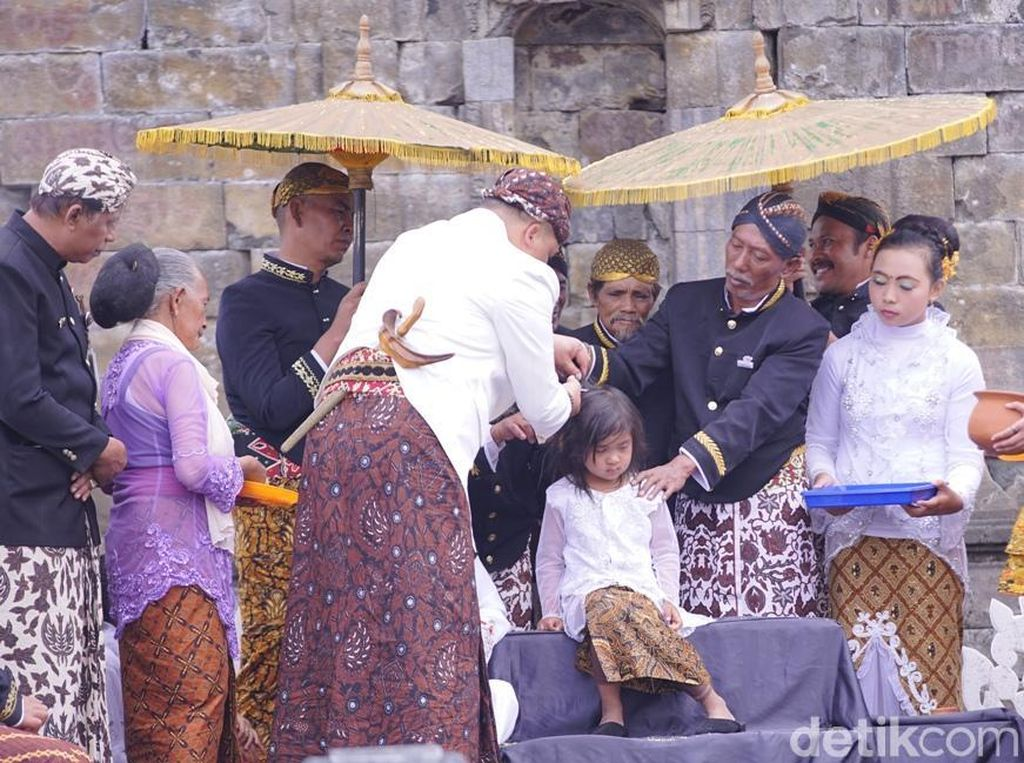 11 Anak Gimbal Akan Diruwat di Dieng, 2 Asal Jawa Barat