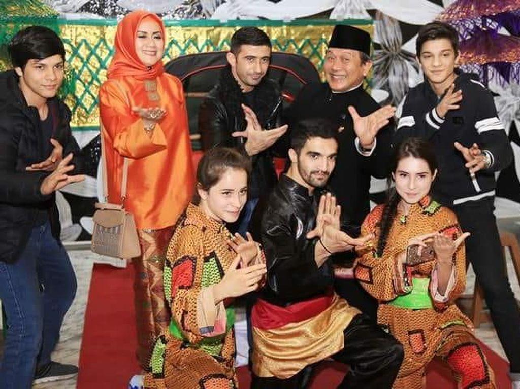 Indonesia Culture Festival 2018 Siap Tampil di Azerbaijan