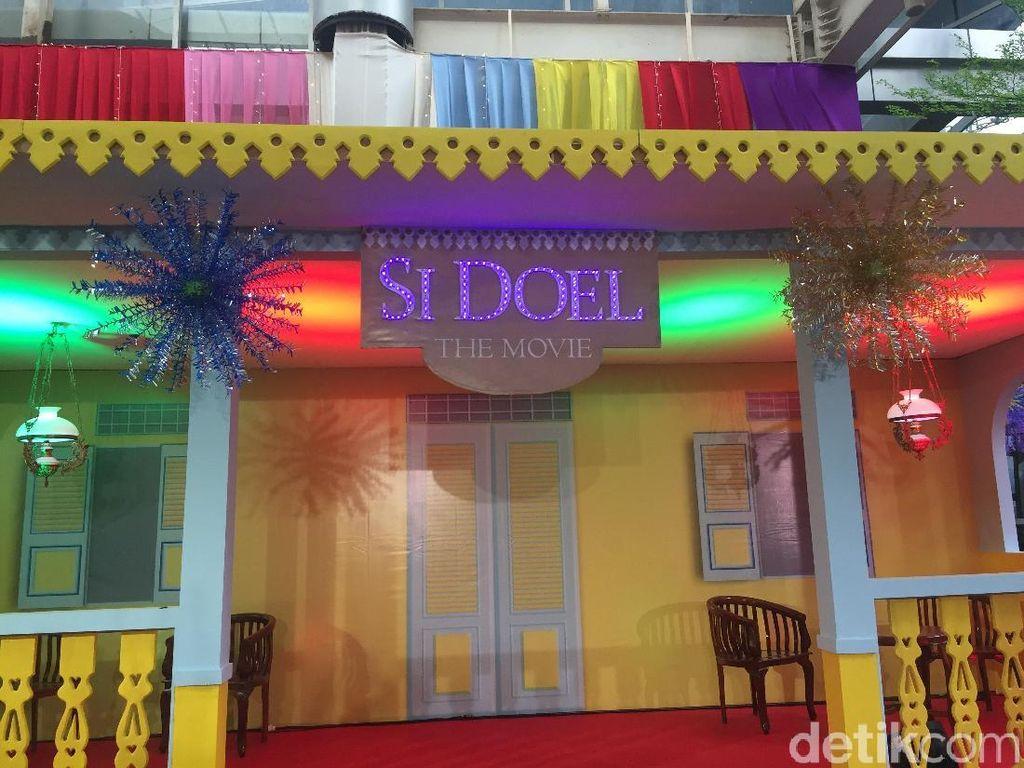 Dua Hari Dua Malam! Si Doel The Movie Gelar Premier di Jakarta