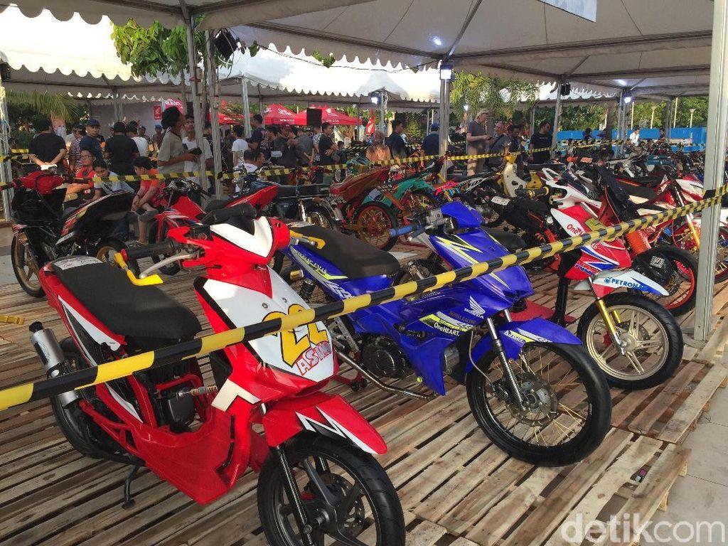 Jawara Modifikasi Motor Makassar